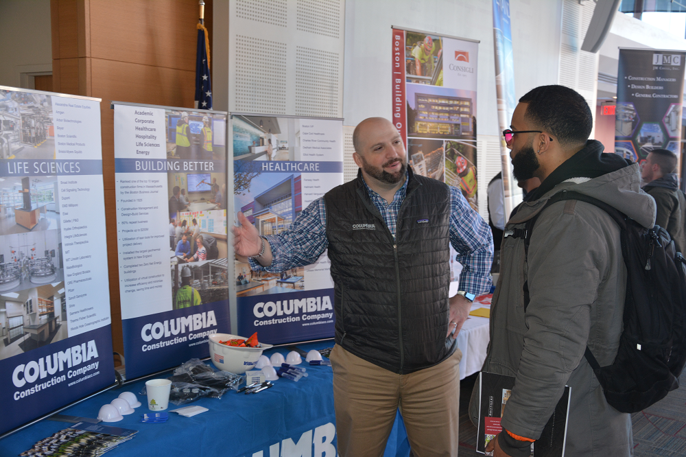 Fitchburg State Career Fair 2019