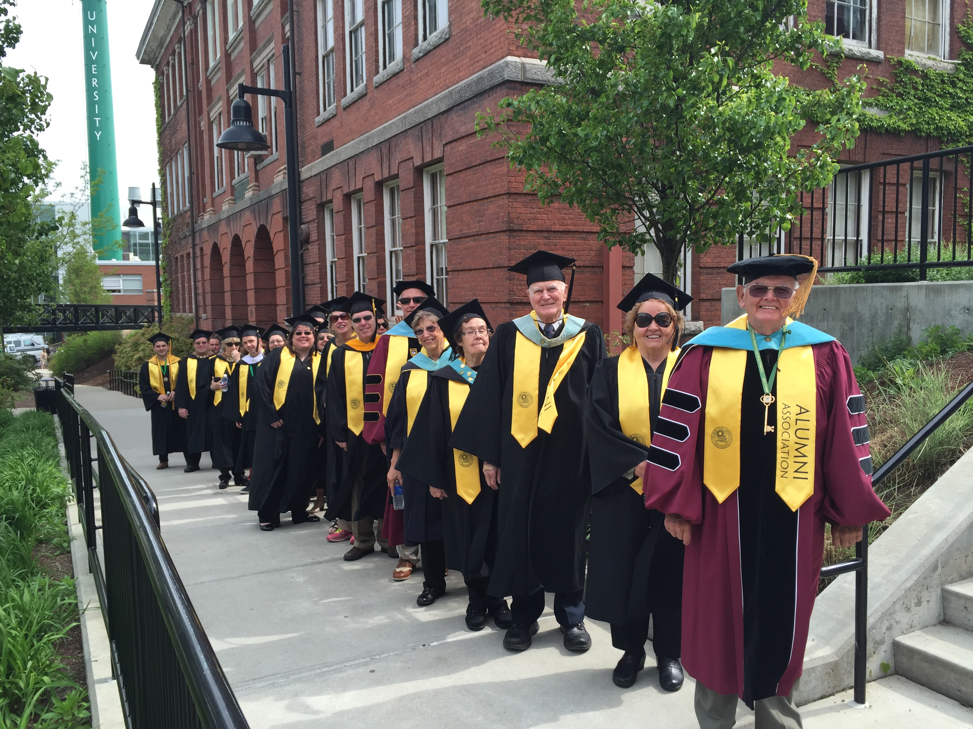 Fitchburg State Undergraudate Commencement