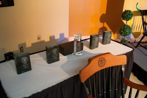 Alumni Awards Display