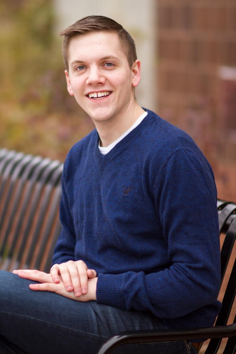 Stephen Hogue, Class of 2016