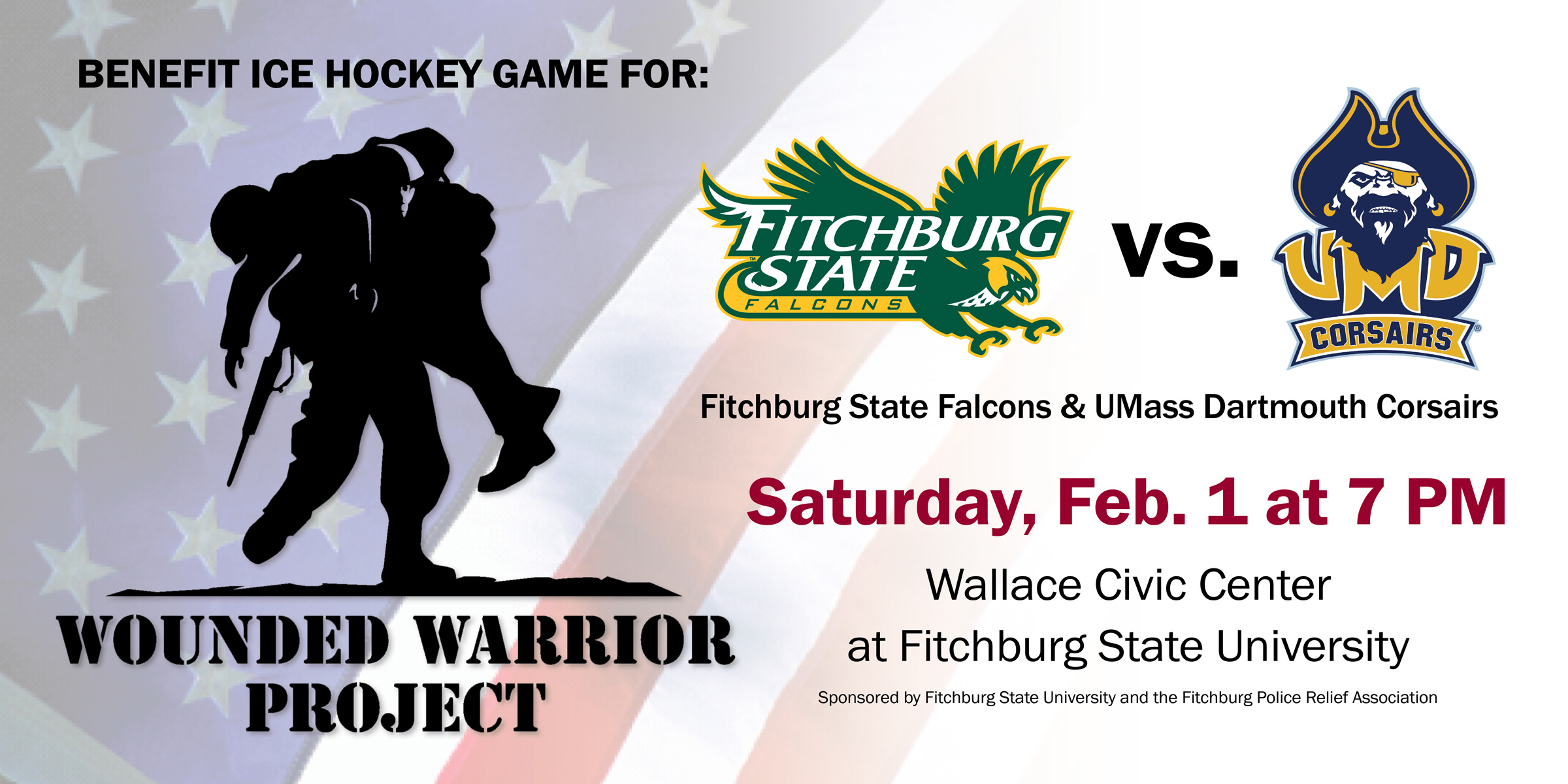 2014 Wounded Warrior Benefit Game
